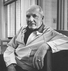 Picture of Robert Heinlein
