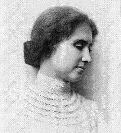 Picture of Helen Keller