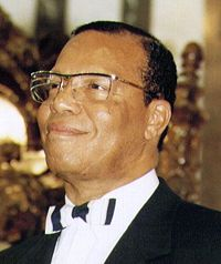Picture of Louis Farrakhan