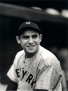 Picture of Yogi Berra