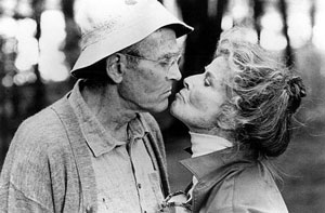 Picture of Katherine Hepburn and Henry Fonda