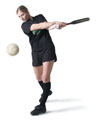 Girls Softball Picture