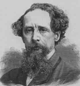 Picture of Charles Dickens