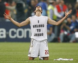 Picture of a Christian Athlete