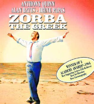 Zorba The Greek Movie Picture